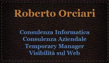 Roberto Orciari Logo